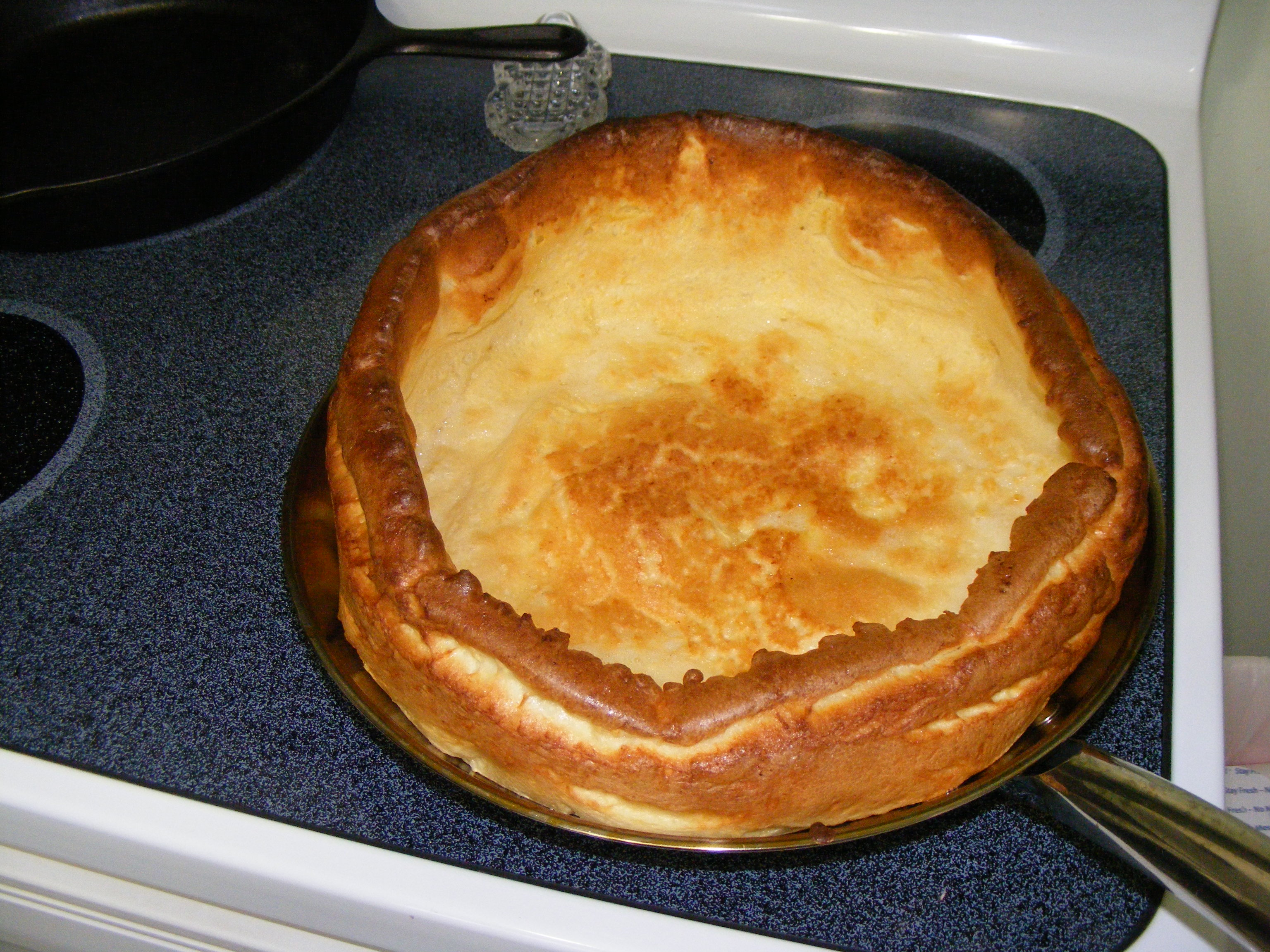 Recipe: Dutch Baby Pancake | Memphis PC Guy